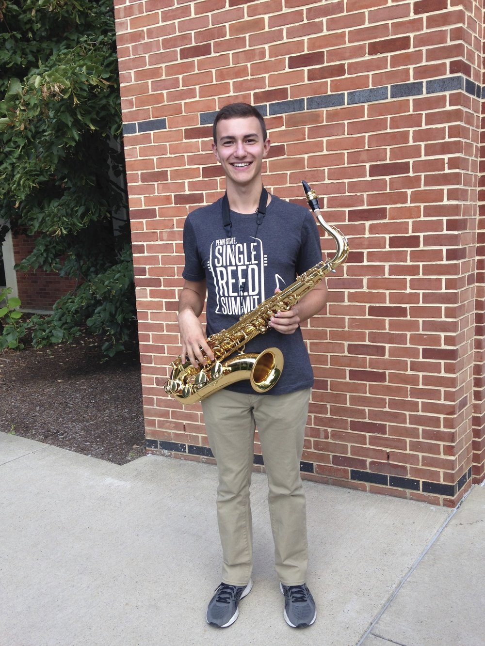 jacob bernat, music education  newmanstown, pa