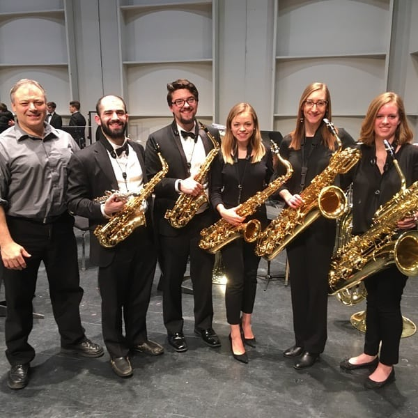 Congratulations to the members of the Penn State Symphonic Wind Ensemble on a fantastic concert last night!
