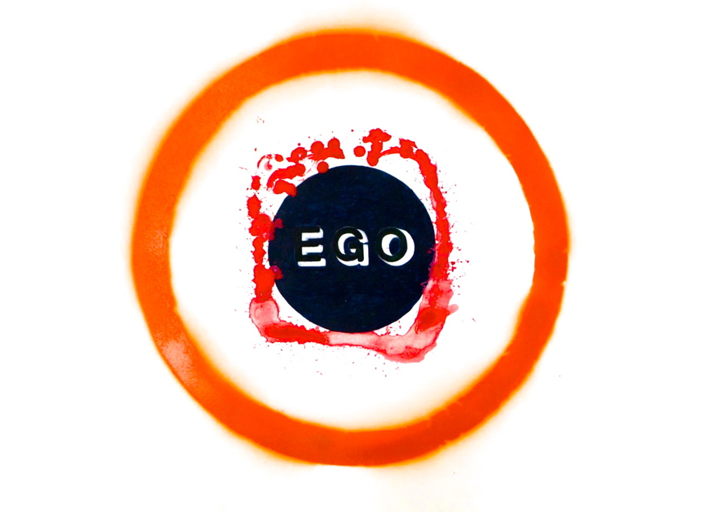 Untitled (Bullseye Ego)