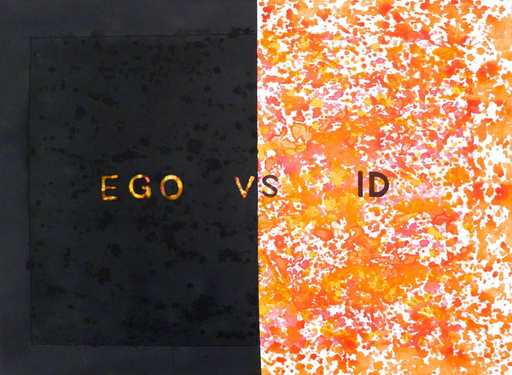Ego Vs Id