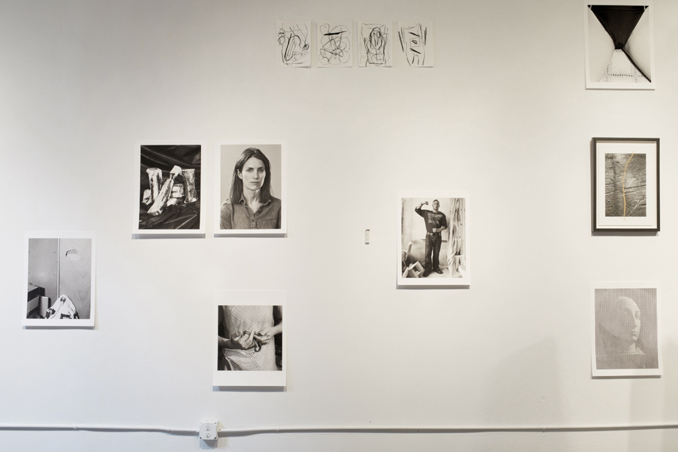 Installation view of  Das Ding  at Wilding Cran Gallery