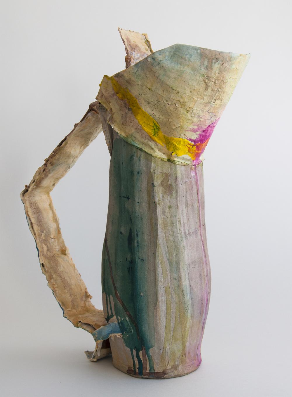 Pitcher Sculpture 9