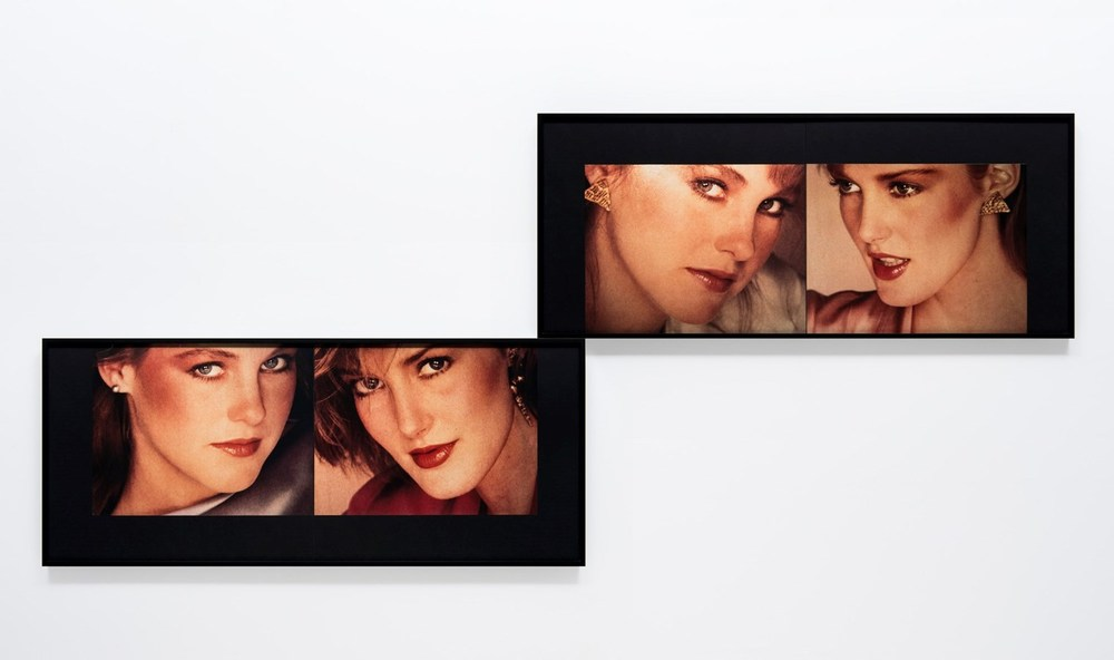 The Four Seasons, 1980© Vikky Alexander, courtesy of Cooper Cole Gallery