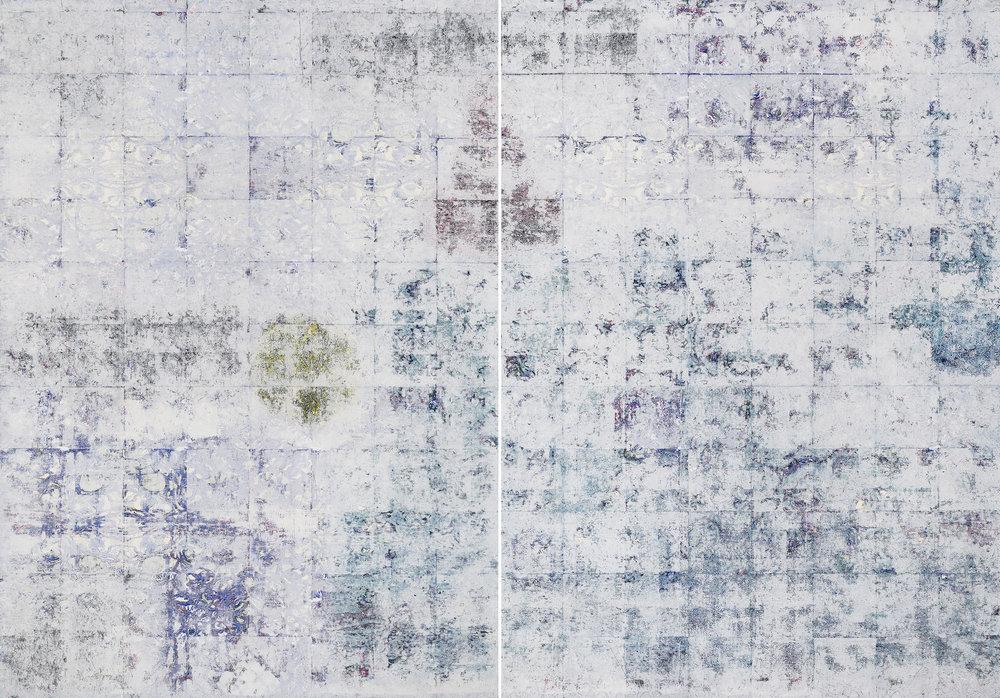 White Tiles III