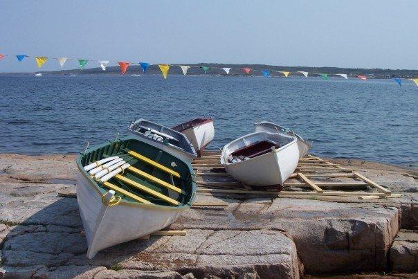 2007, Fogo Island Punt