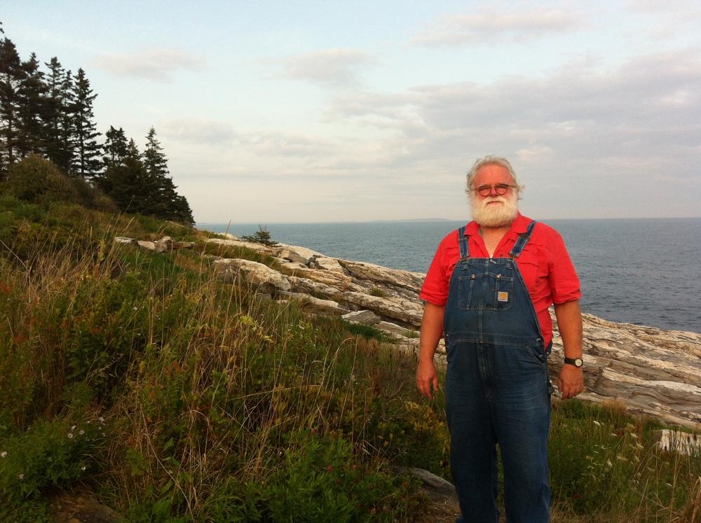 Pemaquid Point, Maine  August 27, 2013