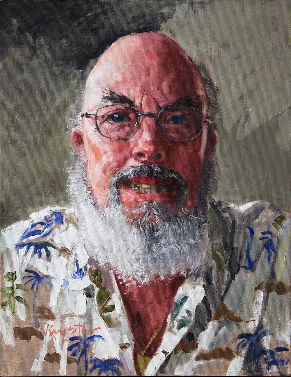Jim Higgins Oil on Linen 11 x 14