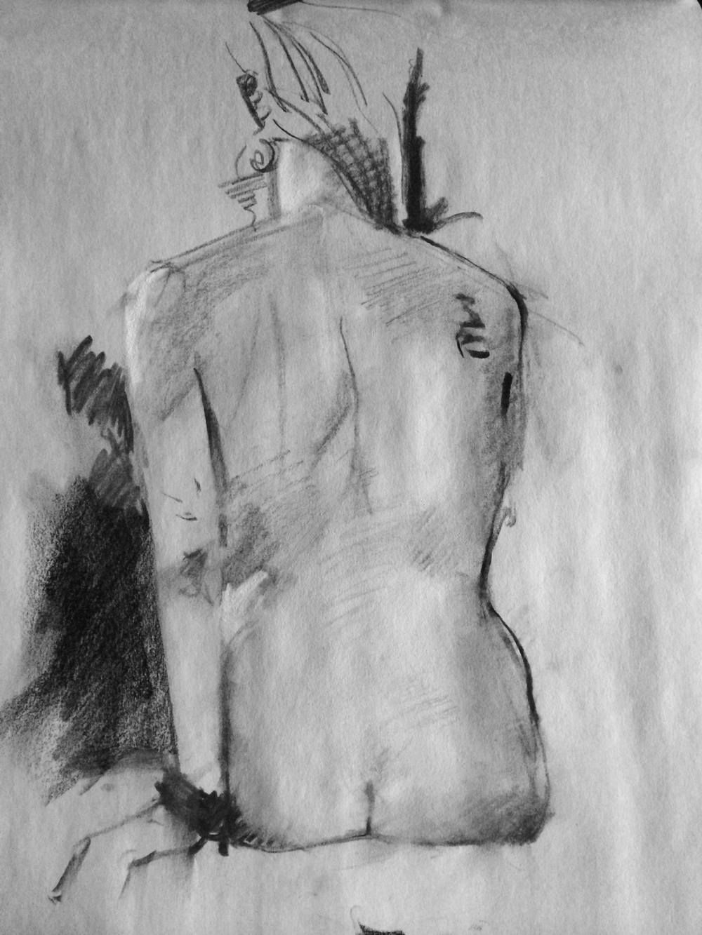 Life drawing from Ianni's 010714  • Click to enlarge