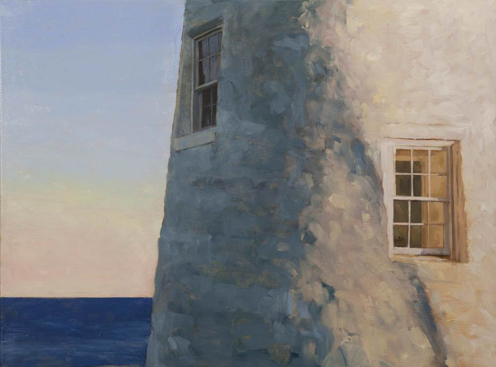 Pemaquid Light 24 x 18 oil on canvas