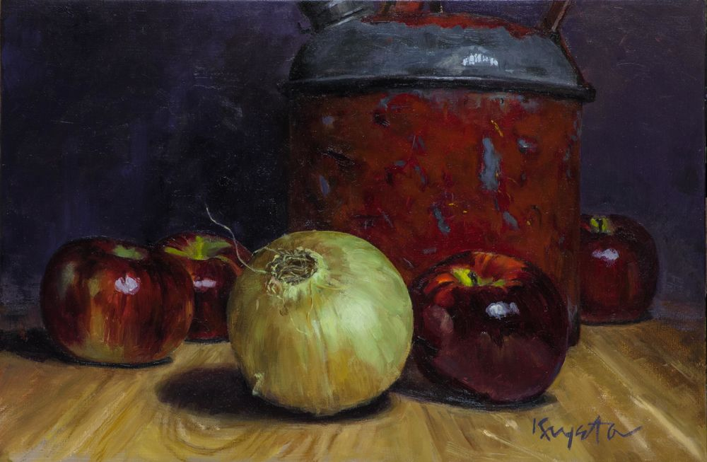 Apples and Onion