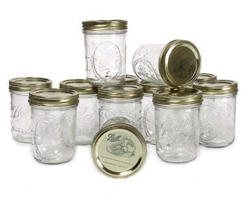 Heirloom Food Expo Special! Mason jars = $aving$