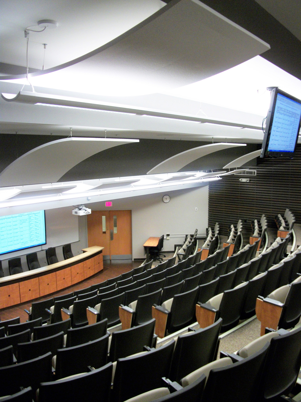 Moot Court Classroom
