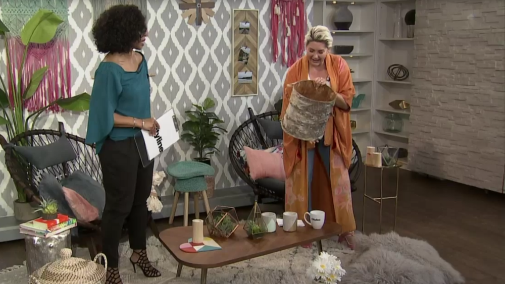 White Birch Bin featured on Cityline