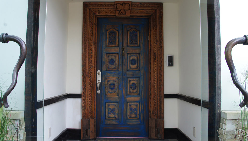 Doors of North on Sixty