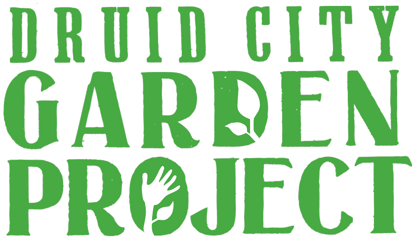 Druid City Garden Project