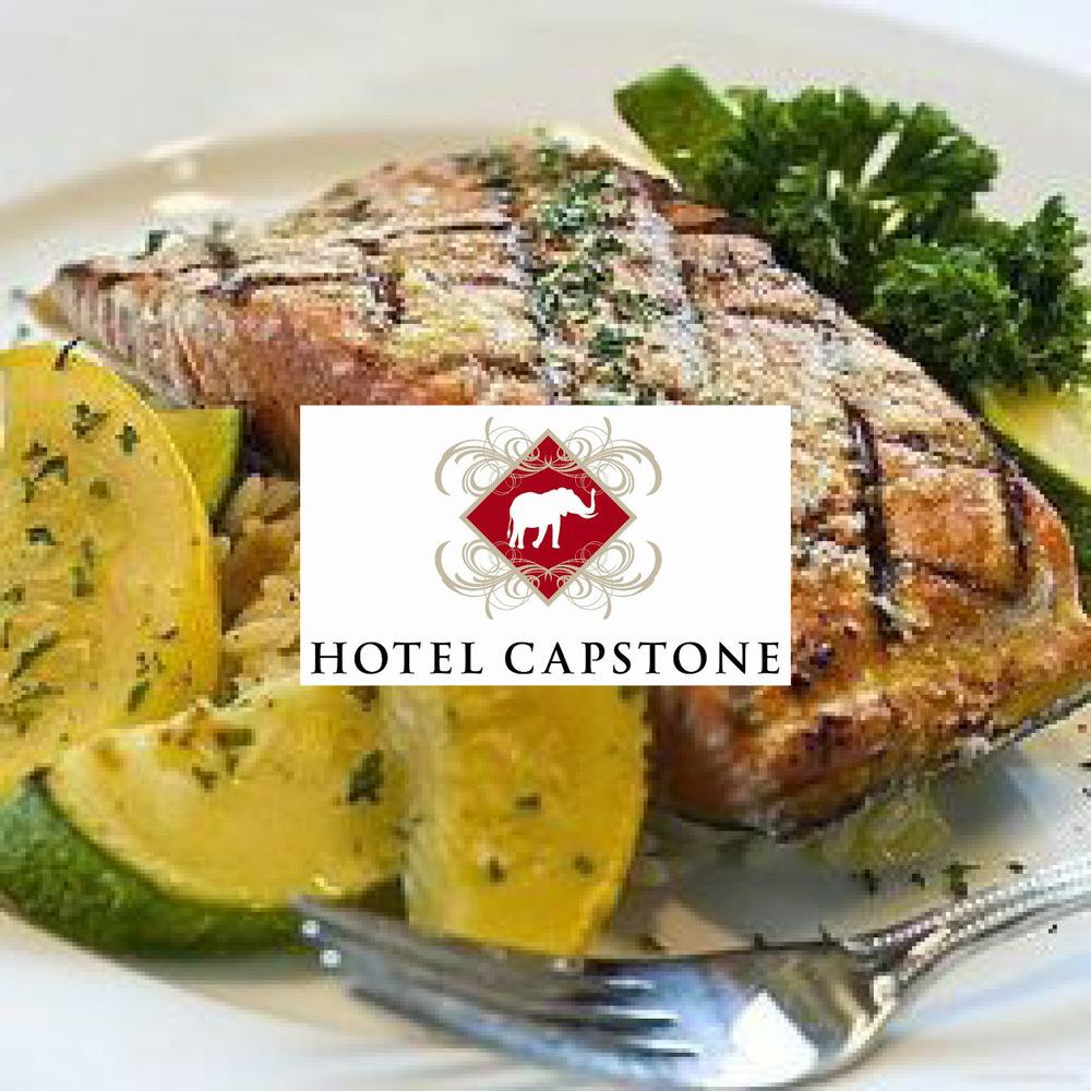 Hotel Capstone Dining