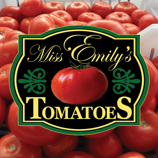 Miss Emily's Tomatoes