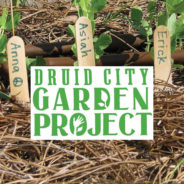 Druid City Garden Project