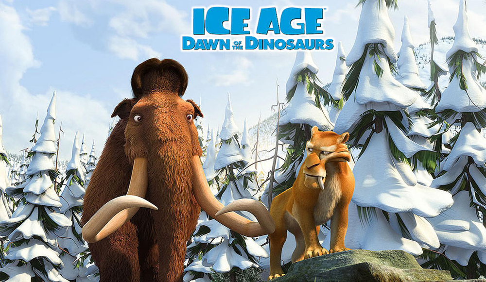 Ice Age - Dawn of the Dinosaurs