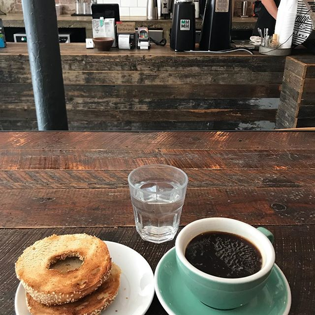 Montreal indie coffee shops come with genuine Montreal bagels and 20-year old Jean Leloup songs playing in the background.