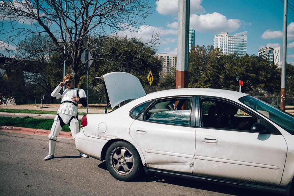 Stormtrooper SXSW 2015 Austin Texas Michael Lim Photography