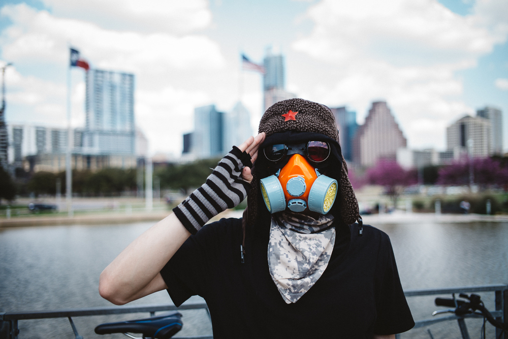 Cosplay SXSW 2015 Michael Lim Photography Gaming Austin Texas Skyline Downtown