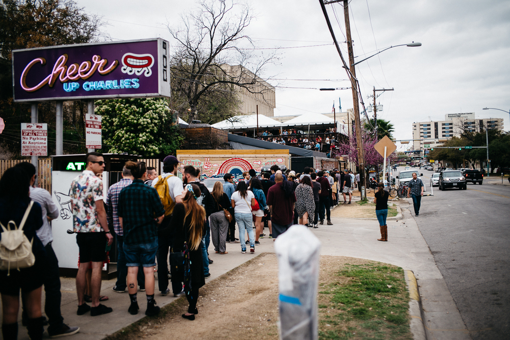 SXSW 2015 Mohawk Michael Lim Photography Austin Texas