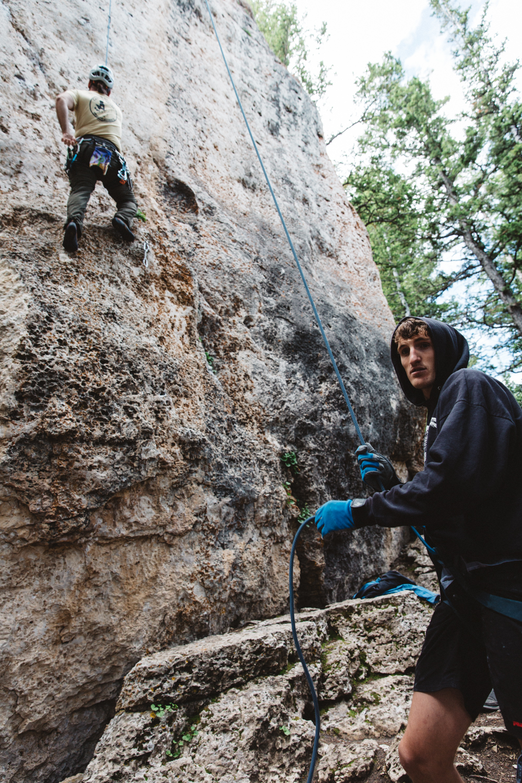 Hayden Kennedy Clinic International Climber's Festival
