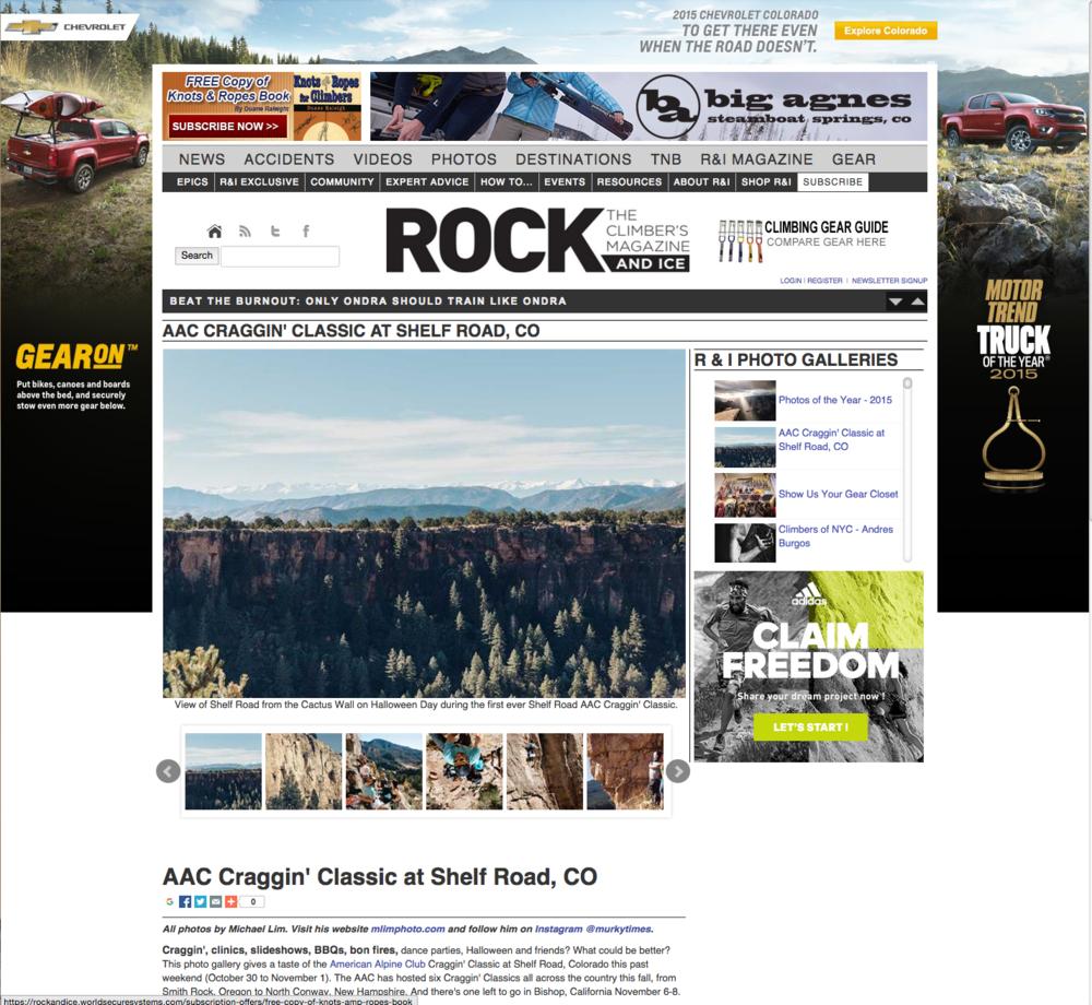 Rock & Ice Michael Lim Photography AAC Shelf Road Craggin Classic.png