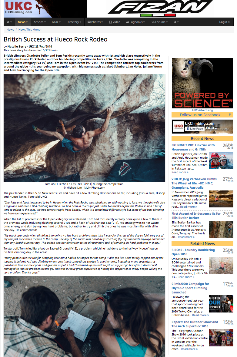Tom Peckitt UK Climbing Tear Sheet.png
