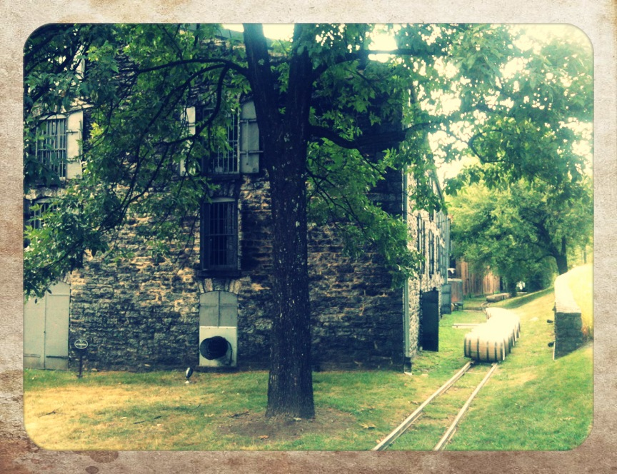 Woodford Reserve, July, 2012