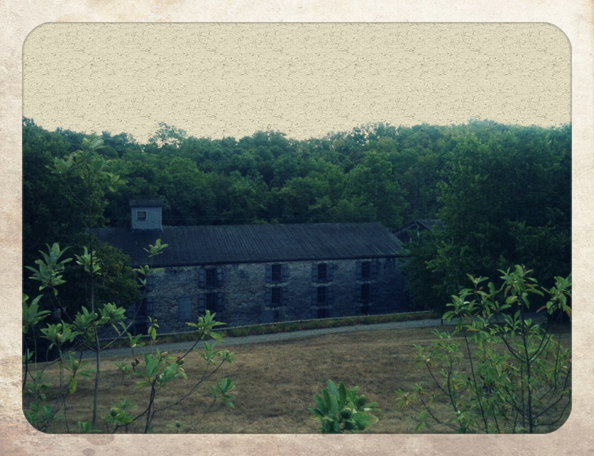 Woodford Reserve, July 2012