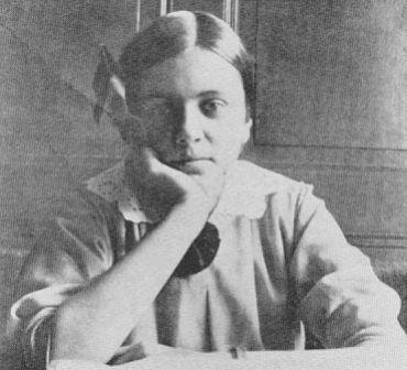 Adrienne von Speyr as a student.jpg
