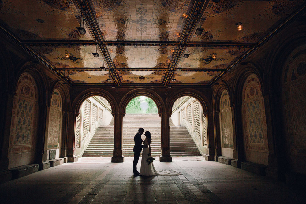 TJ + Nicole - The Foundry, New York