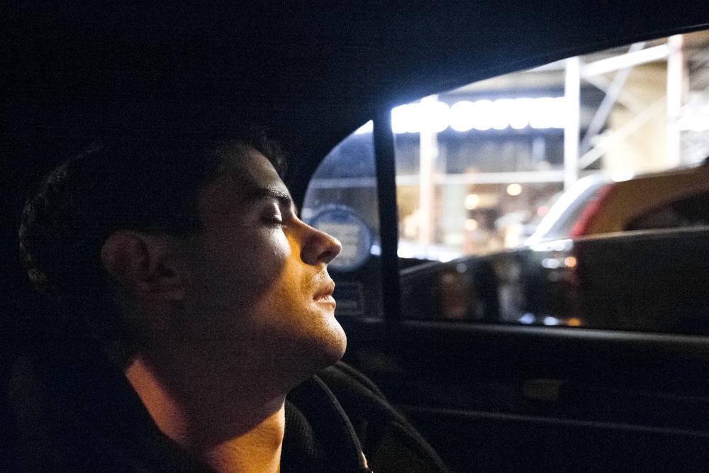 Taxi Nap. 03/25/14.