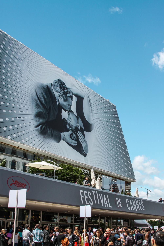 Cannes Film Festival - Palais front