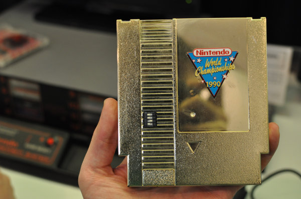 This bad boy sold for 100K - collectors are fighting over retro games.