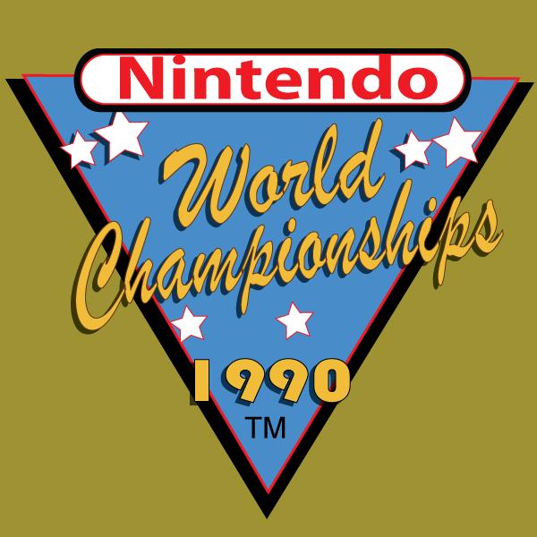 1990 Nintendo Logo World Championships