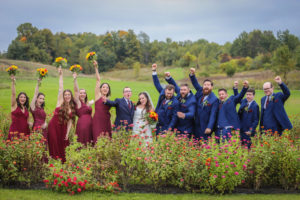WOO HOO MARRIAGE!
