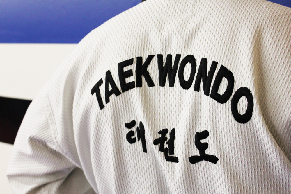 Lees TKD Uniform 2.png