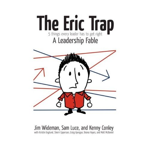 "Great #kidmin #stumin book! ""The Eric Trap"""