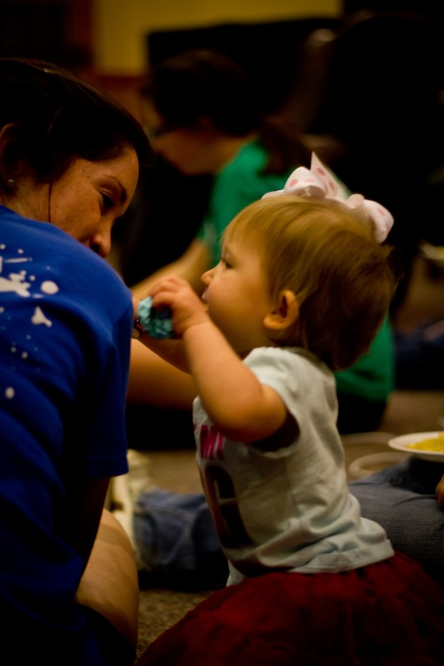 Fun photos of #BabyMadison from @centrikidcamps director training by @meredithteasley