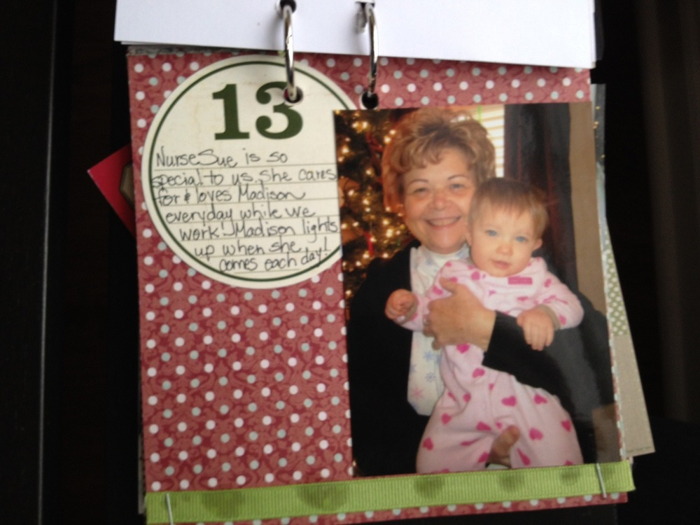 """Christmas Traditions ... and our """"25 Days"""" book"""
