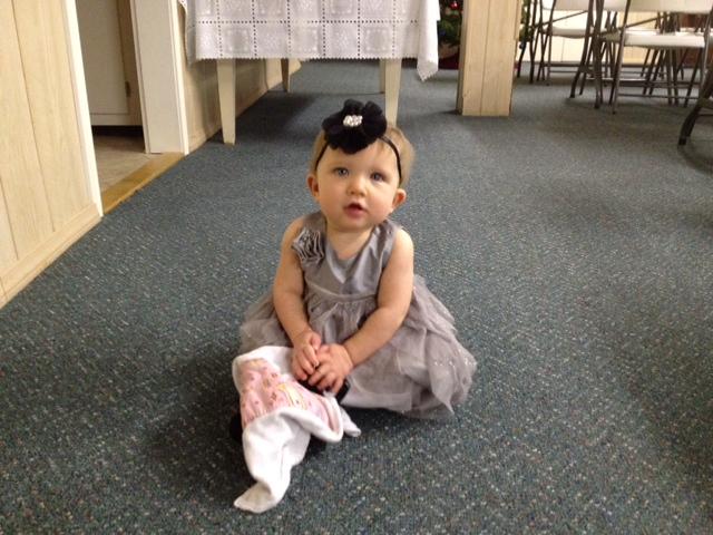 #BabyMadison Cousin Mika's pre-wedding