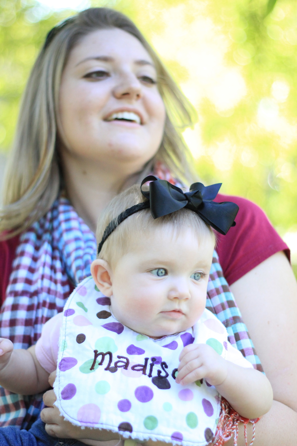 Picnic Pics by @meredithteasley featuring #BabyMadison