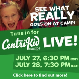 Tune in tonight at 6:30pm Eastern Time to see a fun day at CentriKid ... and see the LIVE Worship broadcast too! www.lifeway.com/centrikidlive