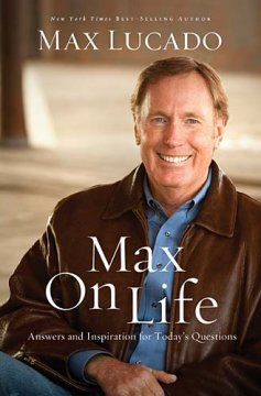 """Max Lucado shares answers to letters that he has received. In the small questions and the hard ones, Max is gentle and encouraging. I love the way he takes a practical approach to helping answer the issue at hand, but each response is rich with spiritual depth. The letters are organized into the categories of Hope, Hurt, Help, Him/Her, Home, Haves/Have-Nots, and Hereafter. On a side note, I've wondered what will happen if we get to heaven one day and discover that God hates alliteration?   This book is one to read and make notations because the situations and questions that are brought up are very """"real world."""" And Max's answers are a great foundation for a conversation that you or I could share with a friend or neighbor who is facing the same thing. He has a great way of taking big theological truths and making them applicable and understandable. My favorite thing about this book is how the truth of the gospel and the things of God are presented in an approachable, non-threatening way.   Lucado's books are generally """"easy to pick up and read"""" and this one fits that description too. But like  the last one I read and reviewed , it can be easy to read but harder to put into practice in life. His pastor's heart and years of experience are combined here for another great book.         I received this book free from Thomas Nelson Publishers as part of their BookSneeze.com < http://BookSneeze.com >   book review bloggers program. I was not required to write a positive   review. The opinions I have expressed are my own. I am disclosing this   in accordance with the Federal Trade Commission's 16 CFR, Part 255 < http://www.access.gpo.gov/nara/cfr/waisidx_03/16cfr255_03.html > : """"Guides Concerning the Use of Endorsements and Testimonials in Advertising."""""""