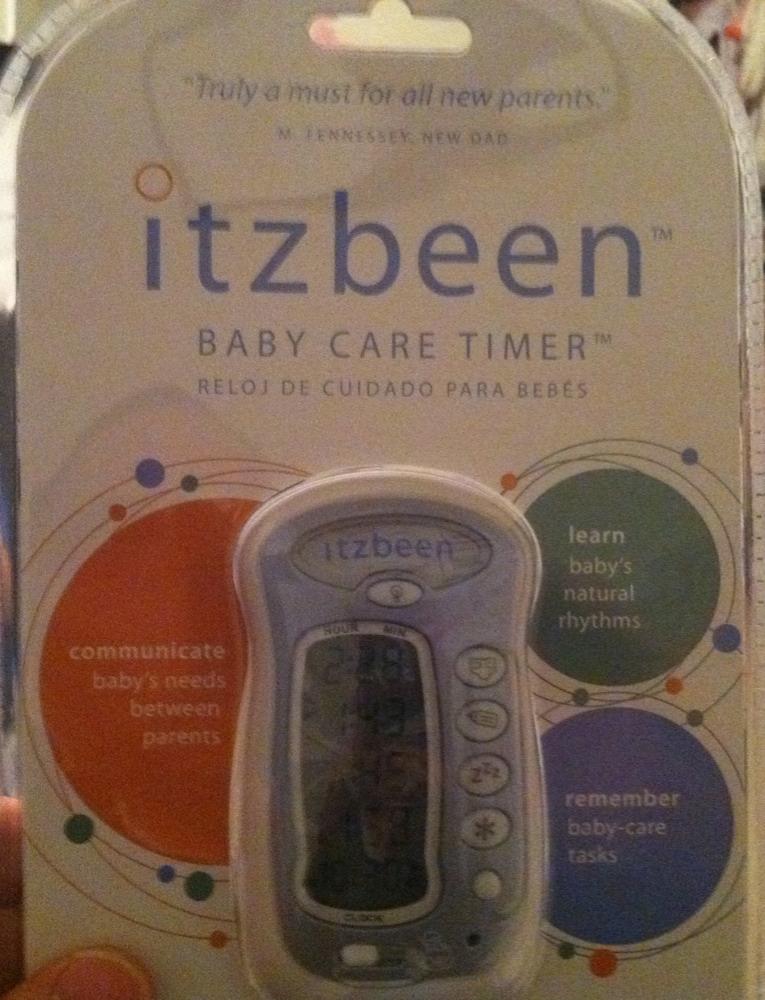 Baby Gadget: Itzbeen