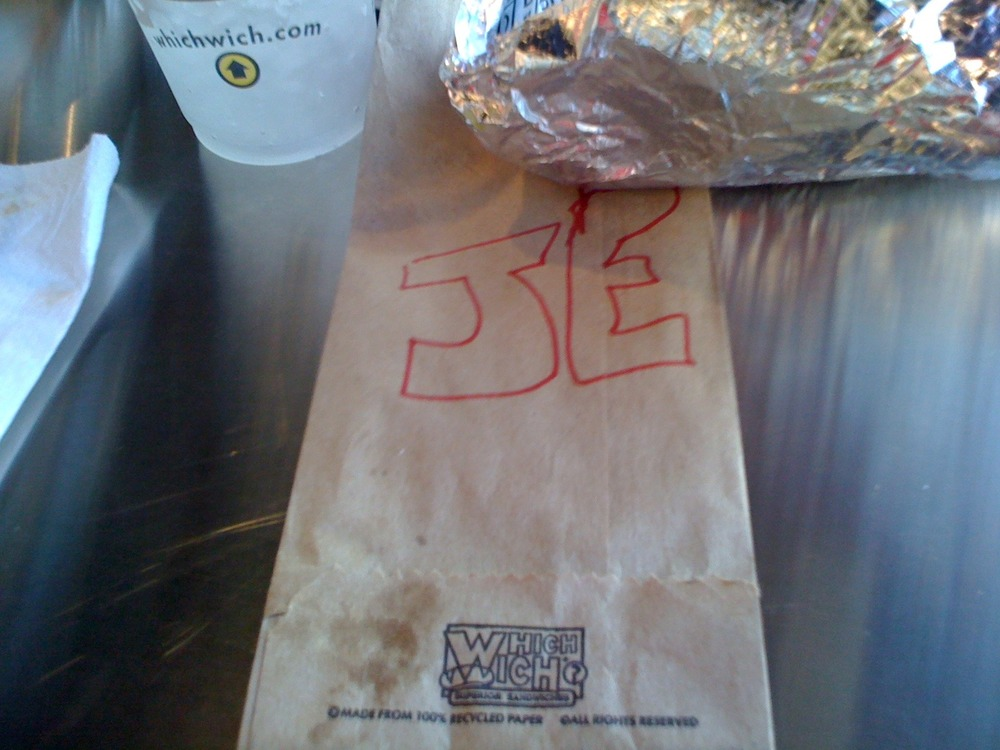 The Wicked @ Which Wich