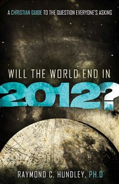 "This book summarizes and briefly explains ten different scenarios surrounding the 2012 ""end of time"" predictions... from the Mayan calendar predictions to others based in scientific discovery (some more loosely based on science than others) to religious predictions.  Dr. Hundley identifies the major strengths and weaknesses of each prediction – but in the end, presents a challenge to all Christians.  After presenting the plan of salvation, he challenges Christians to use the 2012 discussions as a springboard for intentional spiritual conversations with those around them.  This is a timely reminder of Christ's calling regardless of the reader's interest in the 2012 fanaticism. This book caught my eye because of the recent movie and the general discussion on the matter of 2012 predictions.  It should not be considered a textbook or a research manual because not enough detail is given to explain the intricacies of each theory.  However the size of this book makes it an easy read for someone who is mildly interested in the 2012 discussion, or looking for a place to start doing research on the matter.  A detailed list of notes and outside sources is included for the reader who chooses to dive deeper into studying any of the scenarios described.  A list of follow-up questions at the back of the book provides an opportunity for a reading group or a church group to continue discussing the different scenarios and their reactions to them.  My only strong suggestion/critique of the book relates to the ""intros"" to each chapter which feature a hypothetical depiction of what it would look like if that scenario came true.  These ""intros"" are obviously fiction but felt very out of place to me.  They threw in an unrealistic and sci-fi feeling …the type of thing you expect to be presented in a comic book format rather than a book that attempts to seriously address the different scenarios. JE sent by coachechols@gmail.com I received this book free from Thomas Nelson Publishers as part of their BookSneeze.com <http://BookSneeze.com> book review bloggers program. I was not required to write a positive review. The opinions I have expressed are my own. I am disclosing this in accordance with the Federal Trade Commission's 16 CFR, Part 255 <http://www.access.gpo.gov/nara/cfr/waisidx_03/16cfr255_03.html> : ""Guides Concerning the Use of Endorsements and Testimonials in Advertising."""